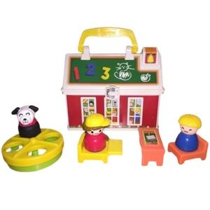 Fisher Price school set